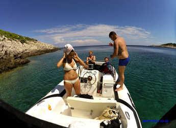 Alquilar lancha Zar 53 - Flipper  en Marina Kornati, Kornati-Biograd
