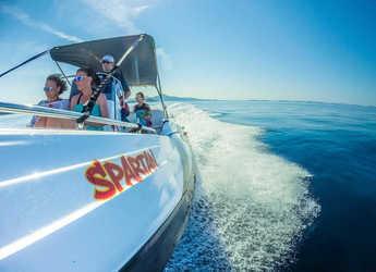 Rent a motorboat Zar 61 Suite in Marina Kornati, Kornati-Biograd