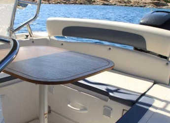 Rent a motorboat Nuova Jolly Prince 23 in Yacht kikötő - Tribunj, Tribunj