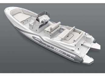 Rent a motorboat in Marina Kornati - Zar 65 CL-Clasic Luxury