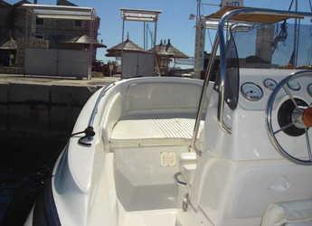 Alquilar lancha Zar 65 CL-Clasic Luxury en Yacht kikötő - Tribunj, Tribunj