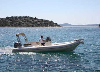 Rent a motorboat BSC 70 in Yacht kikötő - Tribunj, Tribunj