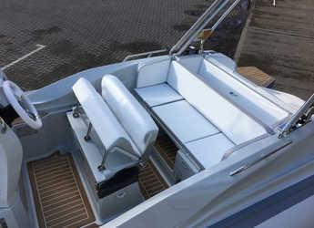 Rent a motorboat Zar 59 SL in Yacht kikötő - Tribunj, Tribunj