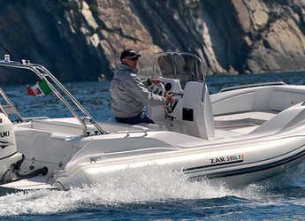 Rent a motorboat Zar 59 SL in Marina Kornati, Kornati-Biograd