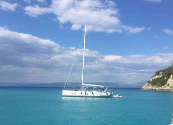 Rent a sailboat in Marina Gouvia - Hanse 575