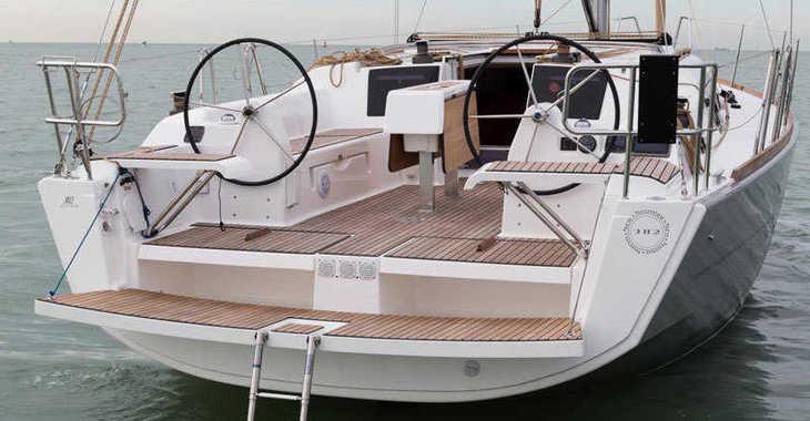 Alquilar velero en Zaton Marina - Dufour 382 Grand Large