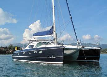 Rent a catamaran in Marina Gouvia - Privilege 495