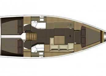 Rent a sailboat in ACI Marina Dubrovnik - Dufour 382 Grand Large
