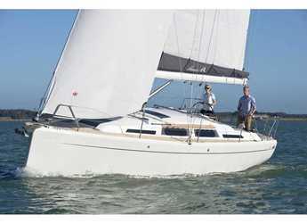 Rent a sailboat in Alimos Marina Kalamaki - Hanse 345