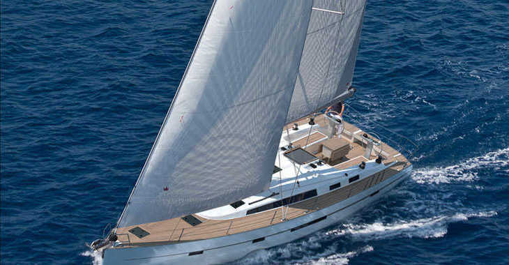 Rent a sailboat Bavaria Cruiser 56 in Paros, Paros