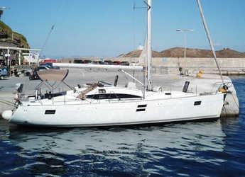 Rent a sailboat in Port Lavrion - Elan 444 Impression