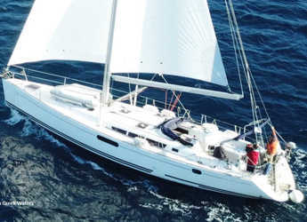 Rent a sailboat Sun Odyssey 49i in Port Lavrion, Lavrion