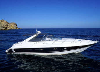 Rent a yacht in Club Náutico Ibiza - Sunseeker Camargue 47