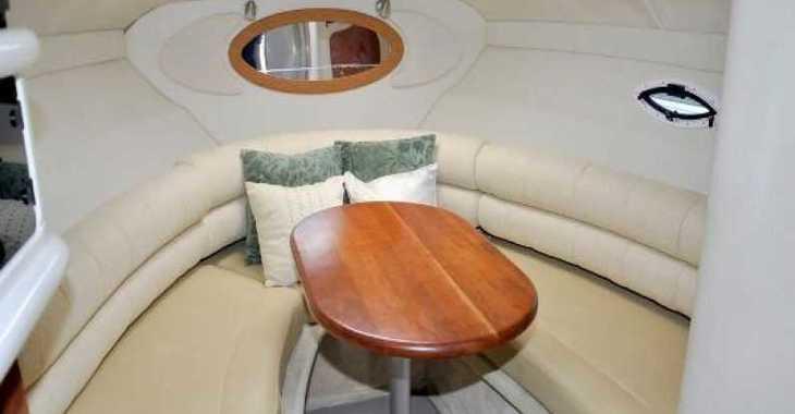 Rent a motorboat in Marina el Portet de Denia - Monterey 270 SC