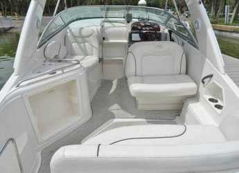 Rent a motorboat Monterey 270 SC in Marina el Portet de Denia, Denia