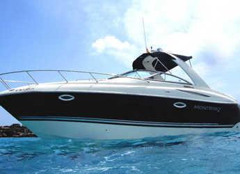Louer bateau à moteur à Marina el Portet de Denia - Monterey 270 SC