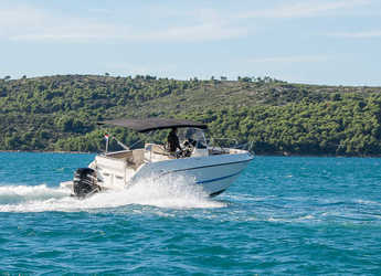 Rent a motorboat in Marina el Portet de Denia - Quicksilver Activ 805 Open