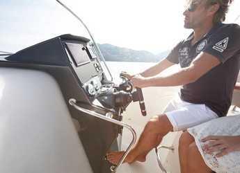 Rent a motorboat Quicksilver Activ 805 Open in Marina el Portet de Denia, Denia