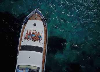 Alquilar yate Firebird 68 Flay en Playa Talamanca, Ibiza (ciudad)