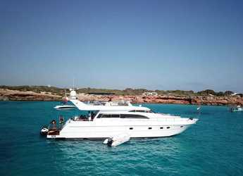 Rent a yacht in Playa Talamanca - Firebird 68 Flay