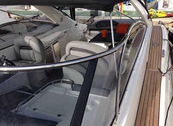 Chartern Sie yacht Sunseeker Camargue 50  in Cala Nova, Palma de mallorca