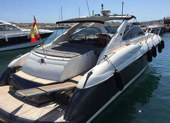 Rent a yacht in Cala Nova - Sunseeker Camargue 50