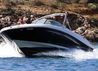 Rent a motorboat Sea Ray 230 Select in Cala Nova, Palma de mallorca
