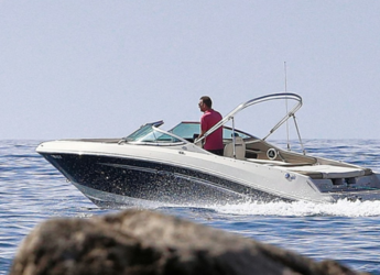 Alquilar lancha en Cala Nova - Sea Ray 230 Select