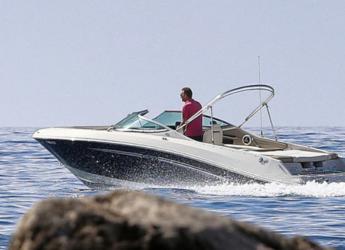 Chartern Sie motorboot Sea Ray 230 Select in Cala Nova, Palma de mallorca