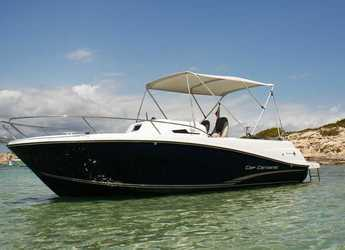 Rent a motorboat in Port of Santa Eulària  - Cap Camarat 6.5 WA