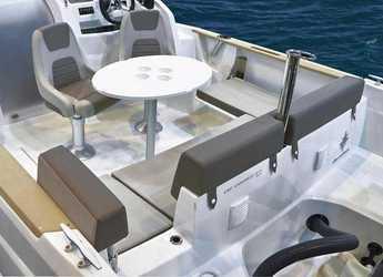 Rent a motorboat Cap Camarat 6.5 WA in Marina Botafoch, Ibiza (city)