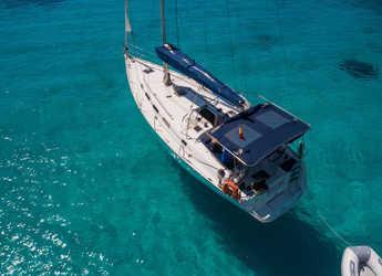 Louer voilier Cyclades 393 à Marina Cala D' Or, Santanyi
