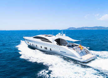 Rent a yacht in Ibiza Magna - Technomar Velvet 36