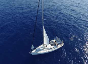 Rent a sailboat in Port Olimpic de Barcelona - Jeanneau Sun Odyssey 39i