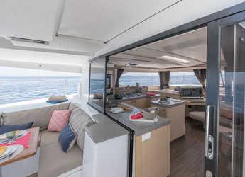 Rent a catamaran in Eden Island Marina - Saona 47
