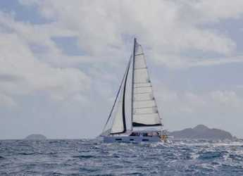Rent a catamaran in Nanny Cay - Nautitech Open 40