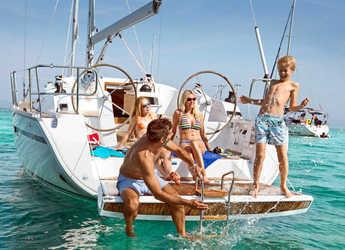 Rent a sailboat in Zaton Marina - Bavaria 41