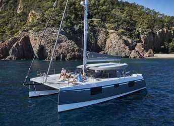 Rent a catamaran in Nanny Cay - Nautitech Open 40