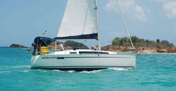 Rent a sailboat Bavaria 33 in Nanny Cay, Tortola