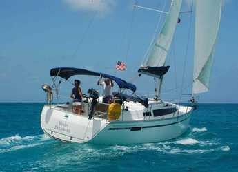 Rent a sailboat in Nanny Cay - Bavaria 33