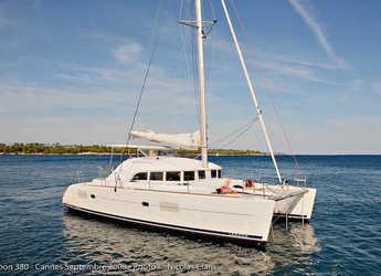 Louer catamaran à Road Town Marina - Lagoon 380