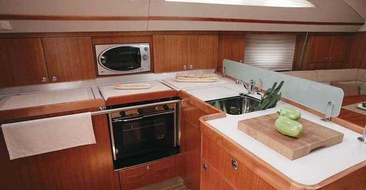 Alquilar velero Elan 434 Impression en Zaton Marina, Zaton