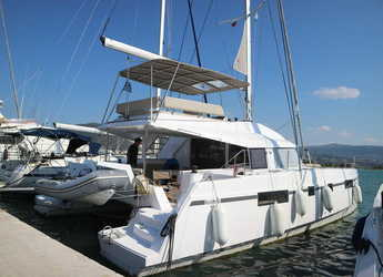 Rent a catamaran in Marina Gouvia - Nautitech 46 Fly