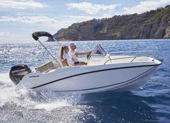 Rent a motorboat in Puerto Benalmádena - Quicksilver activ 505 open