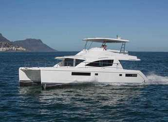 Rent a power catamaran  in Nanny Cay - Leopard 51PC