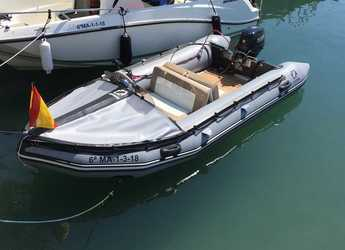 Chartern Sie schlauch-/beiboot Zodiac Mark II Heritage in Puerto Benalmádena, Málaga