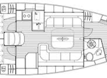 Rent a sailboat Bavaria 37 Cruiser in Zaton Marina, Zaton