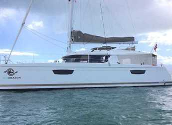 Rent a catamaran in American Yacht Harbor - FOUNTAINE PAJOT 50