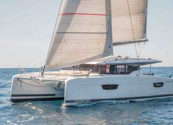 Rent a catamaran in Nanny Cay - Fountaine Pajot Astréa 42
