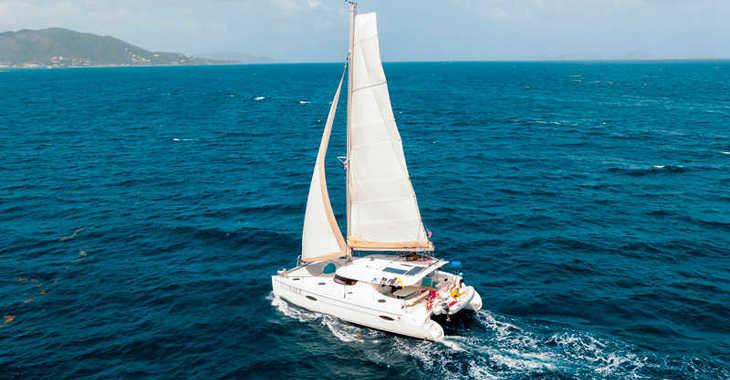 Rent a catamaran in Sea Cows Bay - Fountaine Pajot Lipari 41